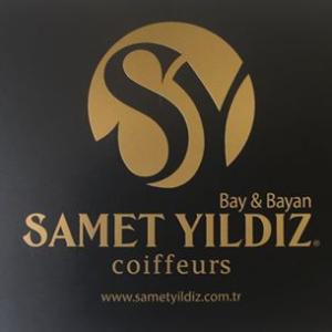 Samet Yıldız Coiffeurs İşletme Logosu