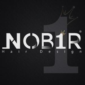 NOBİR Bayan Kuaförü İşletme Logosu