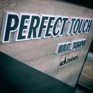 Perfect Touch Bay Bayan Kuaför Salonu İşletme Logosu