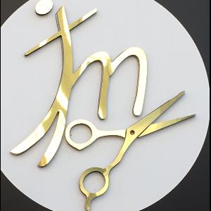 Kuaför İsmail Terzi İşletme Logosu