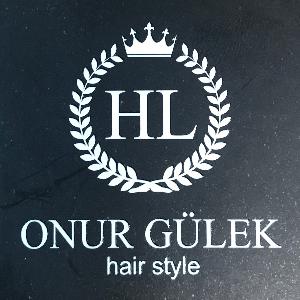 Onur Gülek Hair Style İşletme Logosu