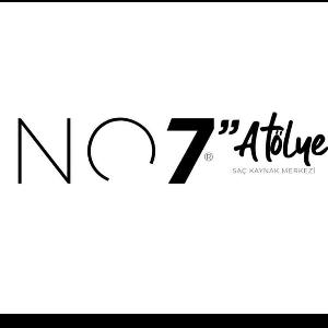 No 7 Atölye İşletme Logosu