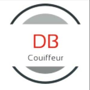 db Saç ve Kaş Tasarım İşletme Logosu